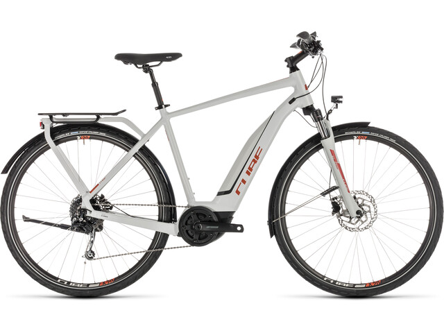 Cube Touring Hybrid 500 Grey'n'Orange